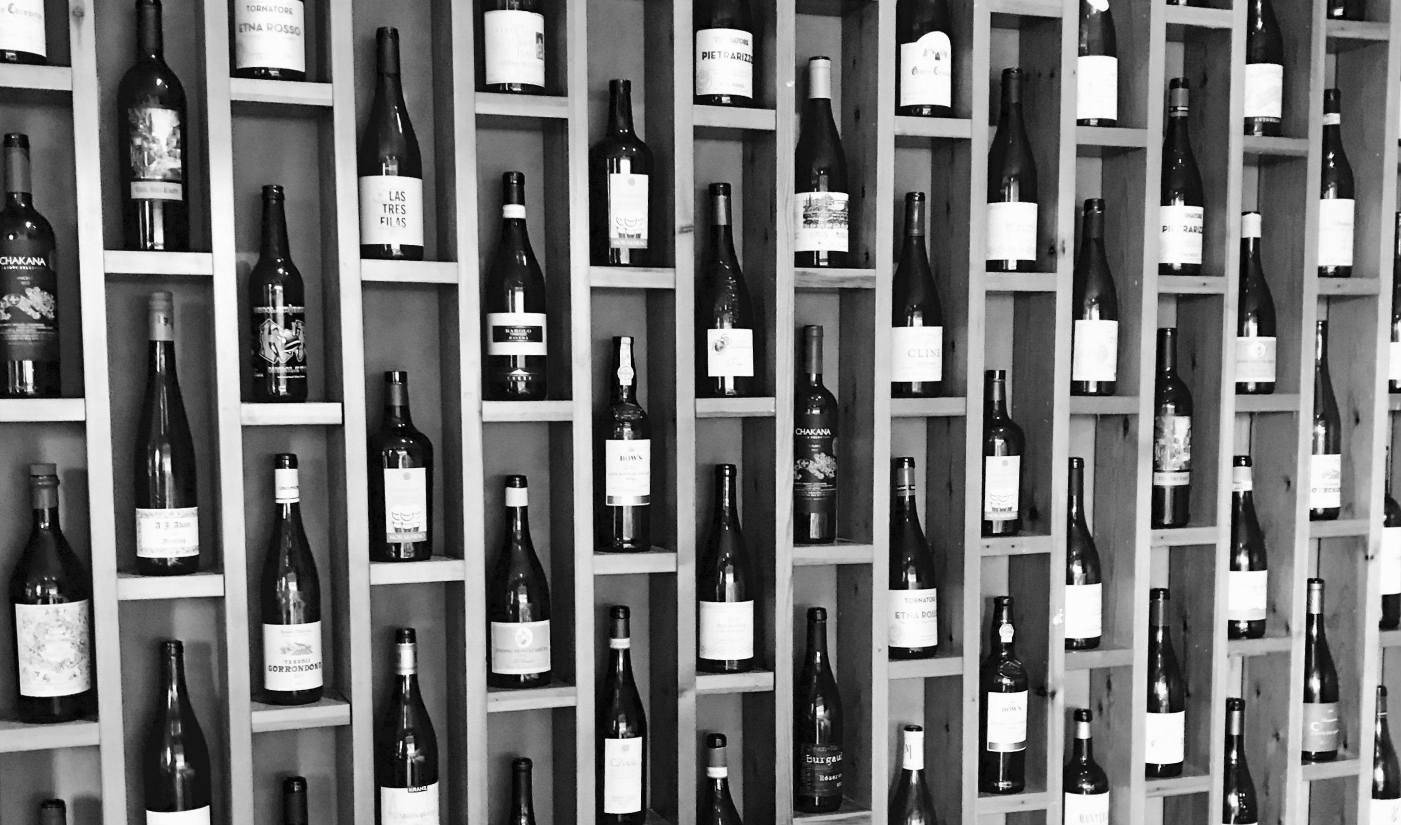 Guide til vinbarer