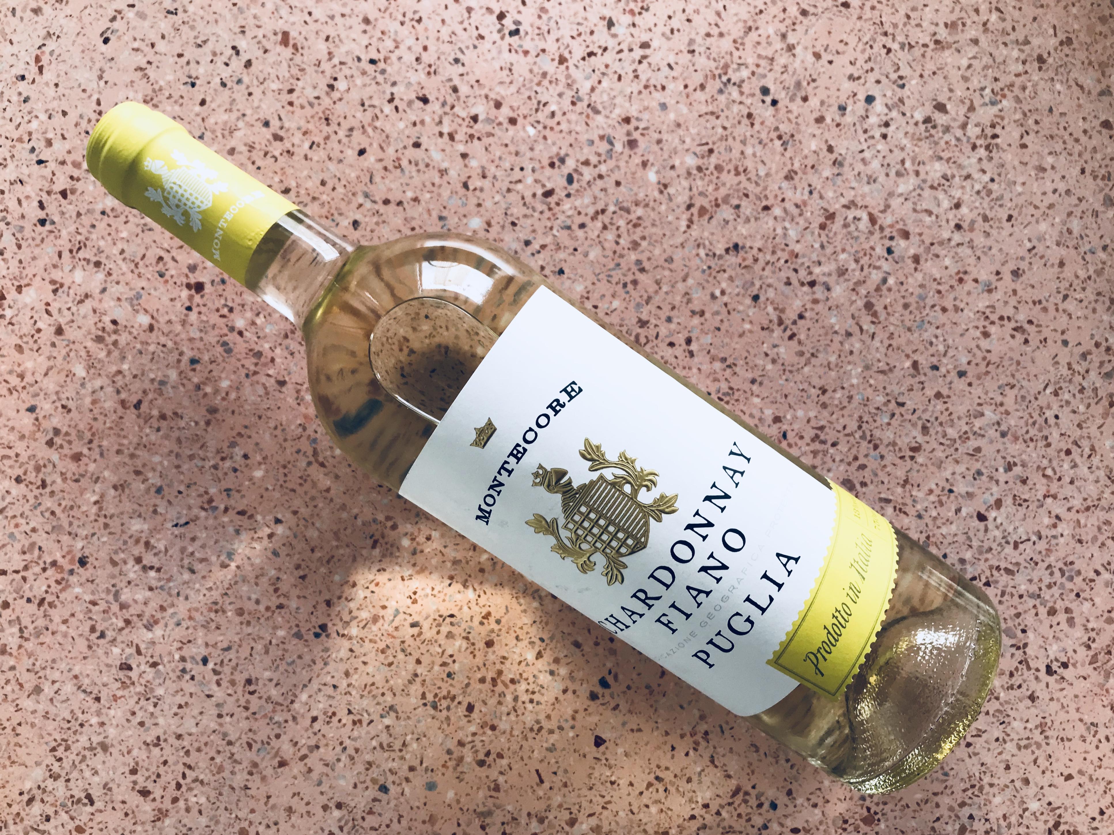 Charmerende Chardonnay til en flad halvtredser