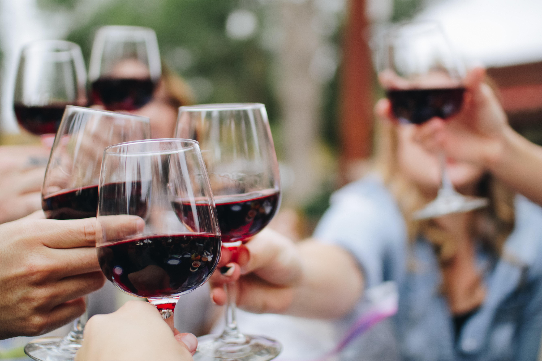 Vin til konfirmationen – rødvin