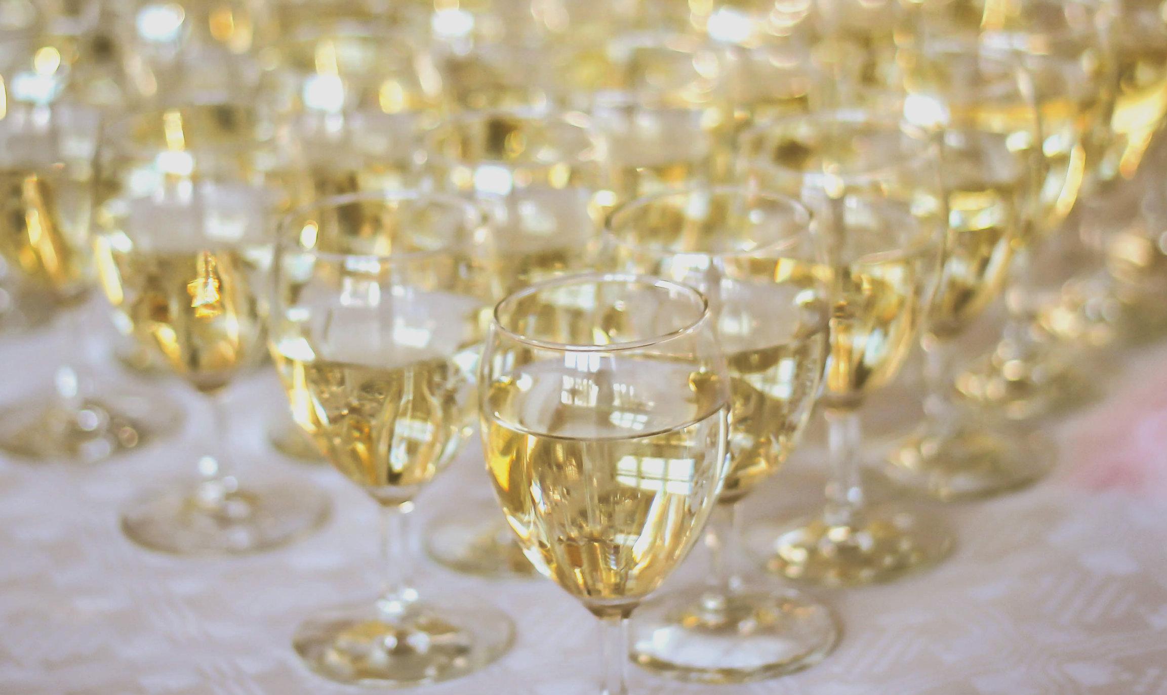 Vin til konfirmationen – hvidvin
