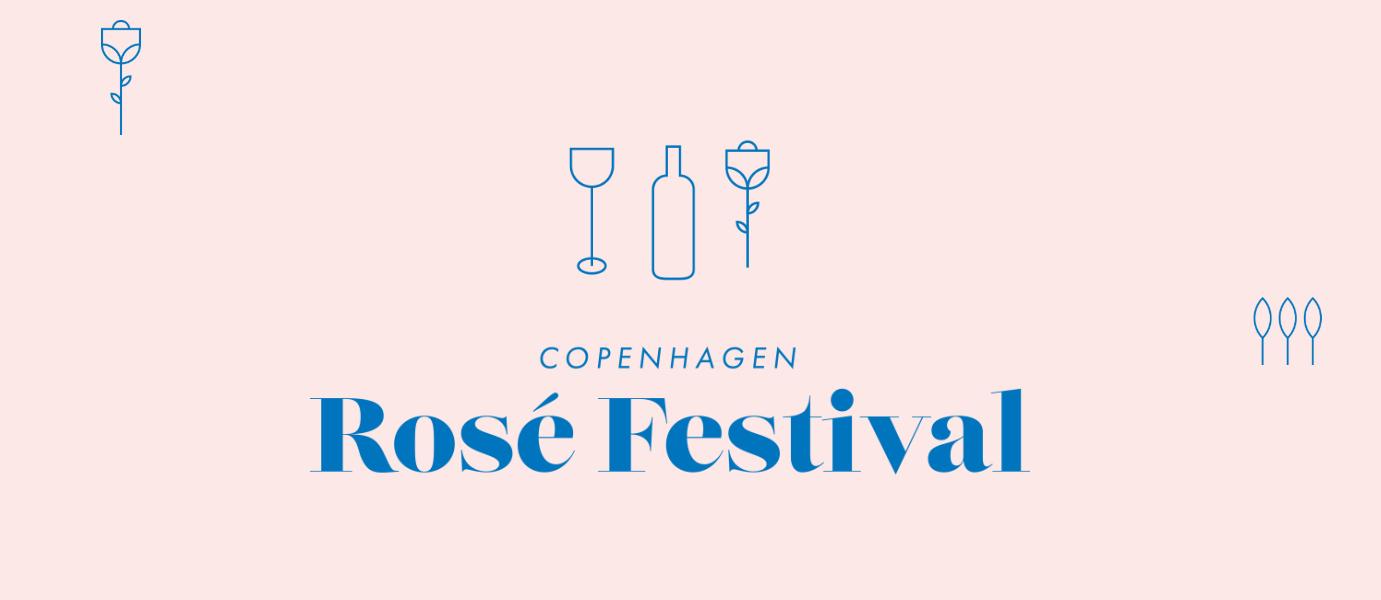 23. og 24. juni: Copenhagen Rosé Festival
