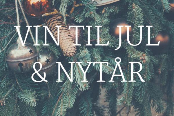 Vin til jul & nytår fra supermarkedet