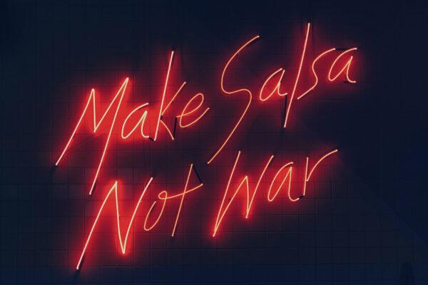 (Verdens måske bedste) salsa