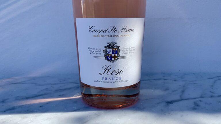 Campet Ste. Marie rosé
