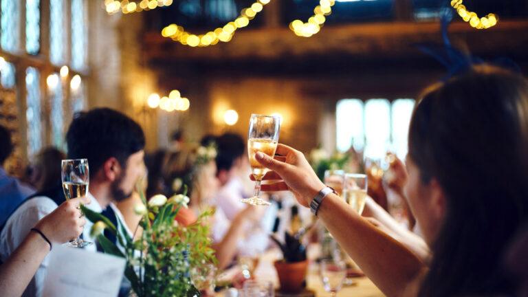 Vin til konfirmationsfesten