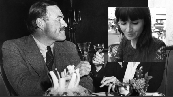 Skål med Hemingway