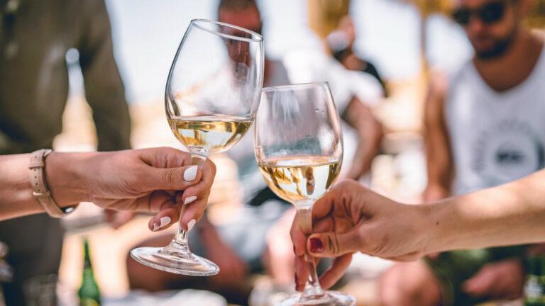 Vin til sommerfesten