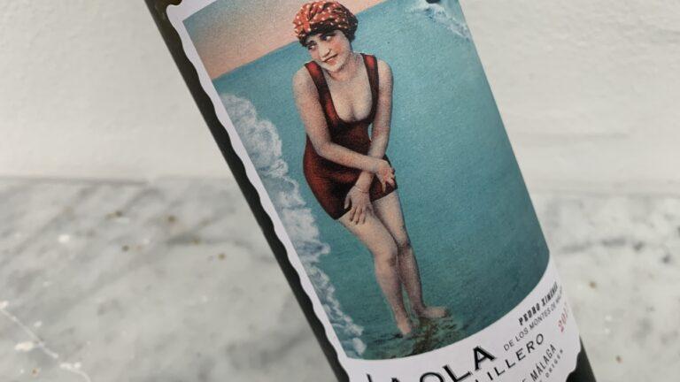 Vegansk hvidvin fra Spanien
