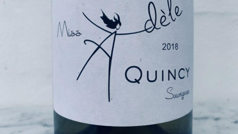 Quincy hvidvin Adèle