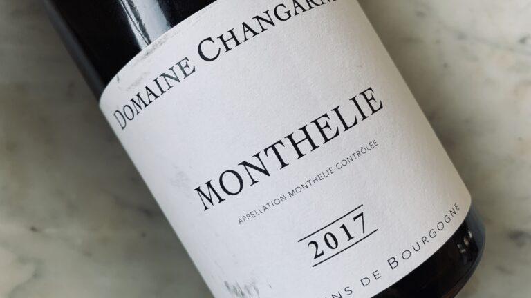 Bourgogne Monthélie Changarnier