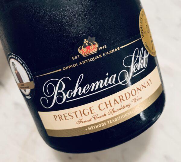 Champagne på tjekkisk