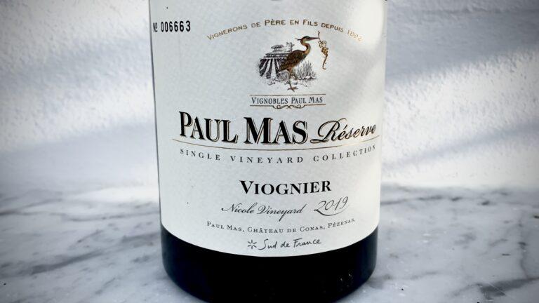 Viognier Paul Mas fra Rema