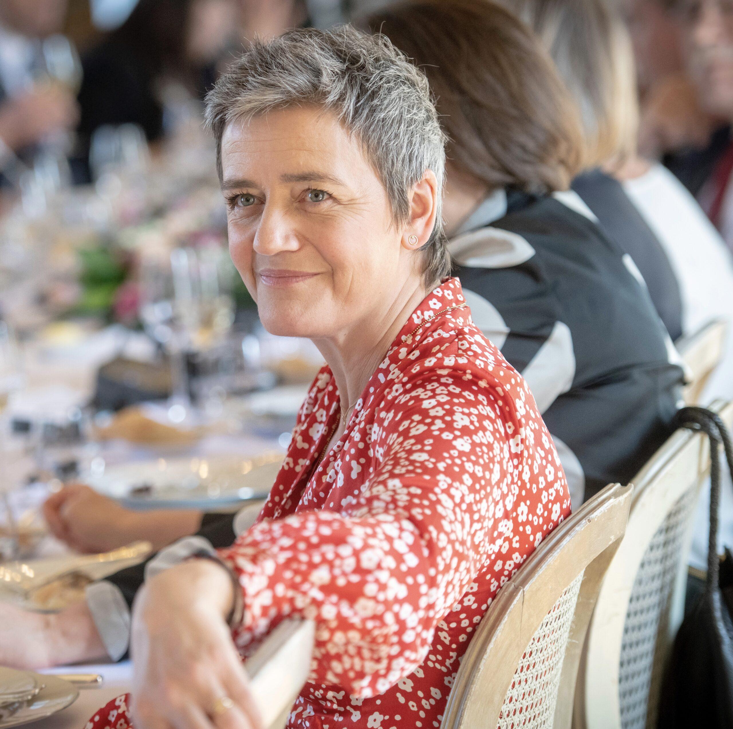 """Margrethe Vestager om måltidets magi: """"Hele pointen er øjeblikket."""""""
