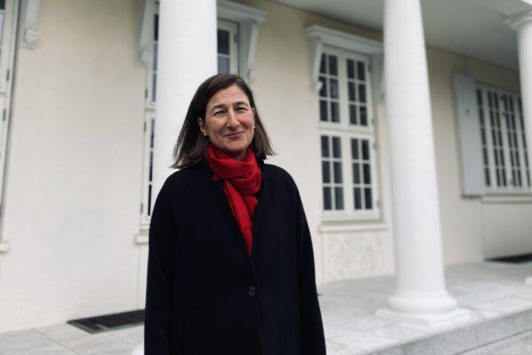 Gastronomisk snak med den portugisiske ambassadør