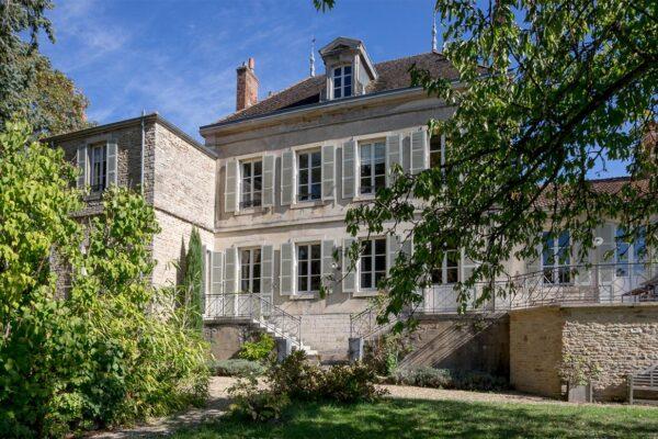 Nålen i Bourgogne-høstakken